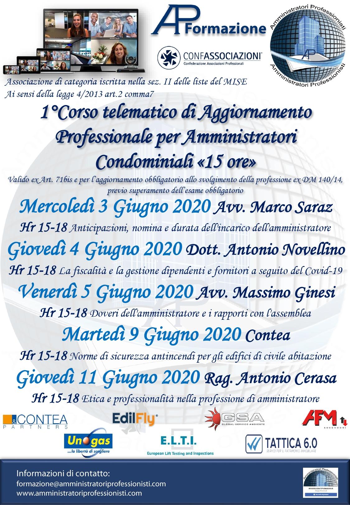 corso di formazione periodica DM 140/2014